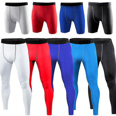 Compression de Football Homme Collant Base Pantalon Basketball sous Couches fpqtwqH