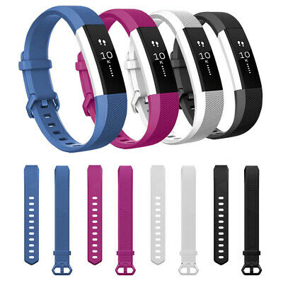 Replacement Silicone Wrist Band Strap For Fitbit Alta/ Fitbit Alta HR Men Women