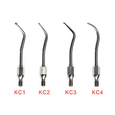 4pc Dental Scaler Tip Cavity Preparation Fit KAVO SONICFLEX    Scaling