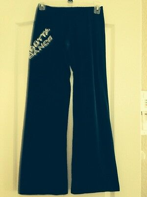 Frontline Dance Attire Knit Pants Size S