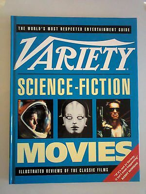 Variety  Science-fiction Movies: Illustrated Reviews of the Classic Films by...