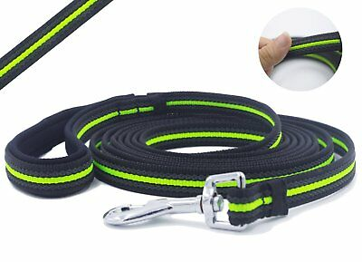 YOGADOG - Durable 15 Ft to 50 Ft Dog Tracking / Training Lead Leash - Long Lead