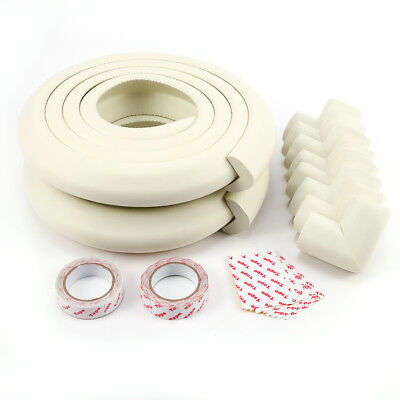 4m Baby Safety Corner Protection Desk Table Cover Protector Rolls Safe For Child