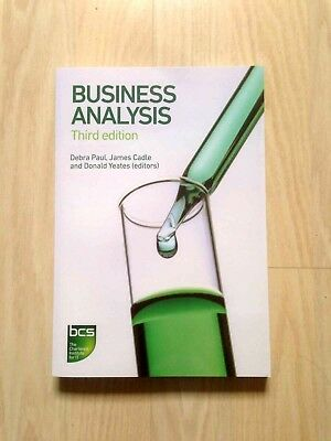 Business Analysis (Paperback), 9781780172774, Cadle, James, Eva, Malcolm, Hindl.
