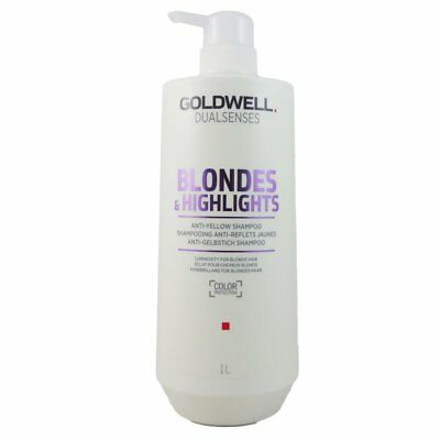 Goldwell DS Dualsenses Blondes & Highlights Anti-Yellow Shampoo 1000 ml
