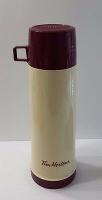 Tim Hortons Thermos Coffee Tea Beverage Warmer Collectible