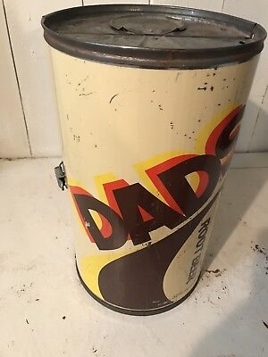 1970's Dad's Root Beer The Big Can-Do Barbeque Grill & Smoker BBQ