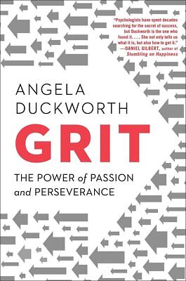 Grit: The Power of Passion and Perseverance by Angela Duckworth (AUDIO BOOK)