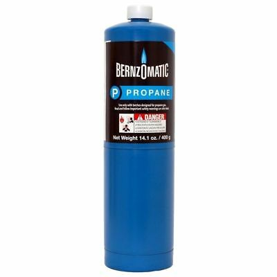 Bernzomatic Blue Propane Cylinder Torch Tall Tank