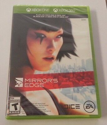 Mirror's Edge  (Microsoft Xbox One / 360, 2016)  Brand New Sealed  Fast Shipping