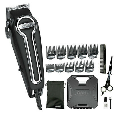 Wahl 79602-017 Elite Pro High Performance Hair Clipper Hair Cutting Kit