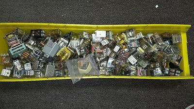 Assorted Test Equipment Relays 195 pieces!