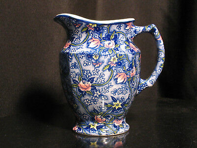 Chintz Jug Pitcher Ringtons Maling Replica Boxed and unused