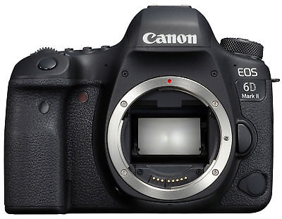 Canon EOS 6D Mark II DSLR Camera (Body Only) - New, USA