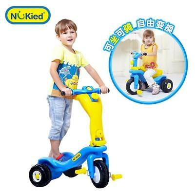 Children Pedal Balance Bikes Car For Infant 2-7year Scooter Driving Bike Gift Fo