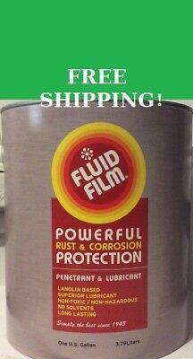 Fluid Film Nas1, 1 Gallon, $39.89/gallon With Free Shipping