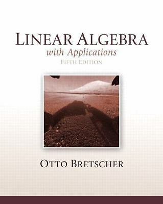 Linear Algebra with Applications 5e Global Edition