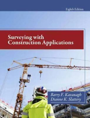 Surveying with Construction Applications 8e Global Edition