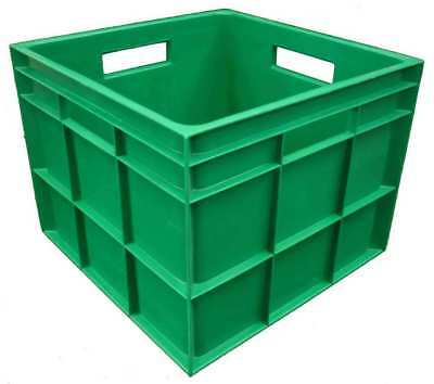 1 x Hobby Box 30L Plastic Storage Tubs Containers Strong Crate Bin Crates Box