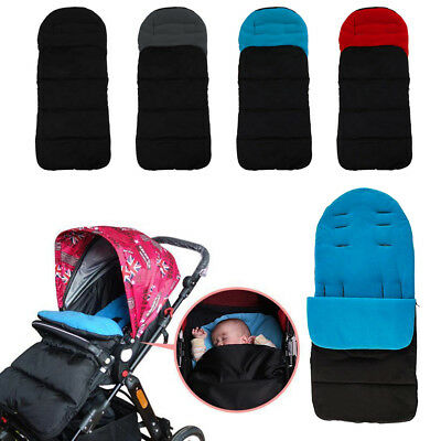 Universal Footmuff Cosy Toes Buggy Pushchair Stroller Pram Baby Boy Girl Toddler