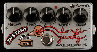 ZVex Effects Vexter Instant Lo-Fi New Z.Vex Loop Pedal