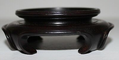 Antique 19th Chinese Stand - Solid Wood