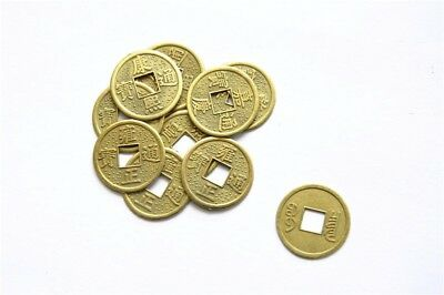 100 coins for divination I Ching Yijing The Book of Changes Bagua