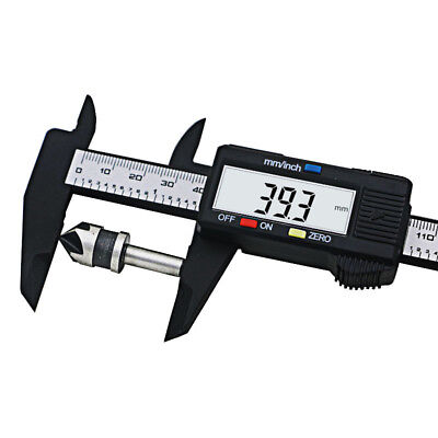"150MM 6"" LCD Digital Electronic Vernier Caliper Gauge Stainless Micrometer Tool"