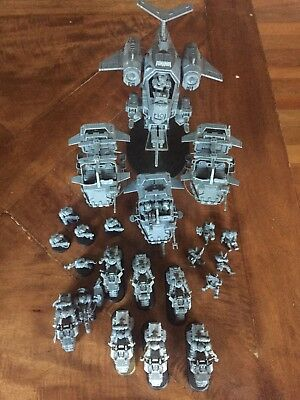 Warhammer 40k Space Marines Fast Attack Army Plastic Games Workshop Models !!!!