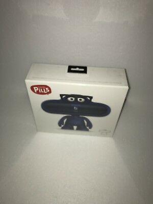 Beats Pill Dude Blue Authentic & Original Item. Factory Sealed.