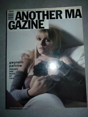 Revue de mode fashion ANOTHER MAGAZINE #5 autumn winter 2003 Gwyneth Paltrow ok