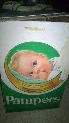 Vintage Pampers Baby Dry Sz6 Cad 76 19 Picclick Ca