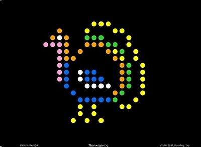 Lite Brite Refill: Holiday 12 sheets for Create With Light / Magic Screen