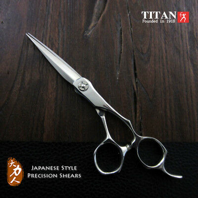 "6"" Japanese Style Professional Hair Cutting Scissors - Precision Hair Scissors"