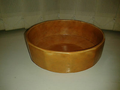 Swinnertons/hampton Ivory Large Terracota Colour  Fruit Bowl