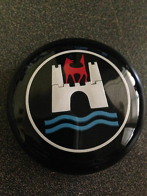 Classic Wolfsburg colored VW volkswagen bug horn button 1960-1970