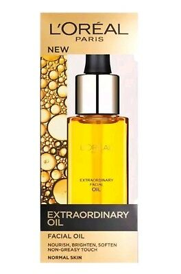 Loreal Paris Extraordinary Oil Facial Dry Oil For Normal Skin 30ml  New in Box!