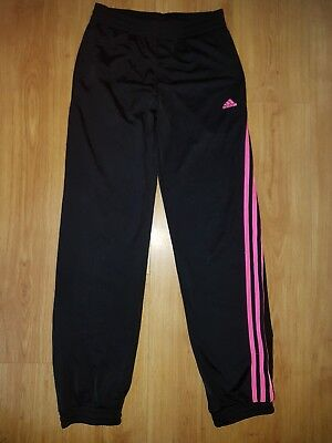Adidas Girls Tracksuit Trousers Age 13-14