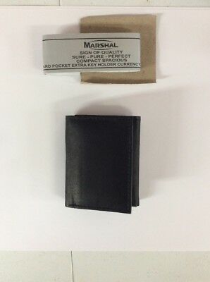 Kids Leather Wallets By Marshall Real Wallet Billfold Adorable  kids 8 & under