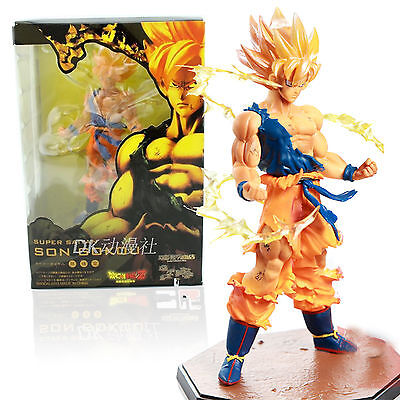 "6"" Anime Dragon Ball Z DBZ Super Saiyan Son Goku Son Gokou Manga Figuren Toys"