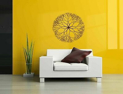 Wall Vinyl Sticker Decal Mural Design Art Mandala Tree Ornament Yoga bo400