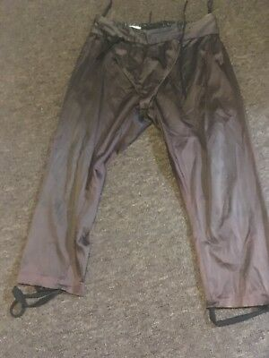 Faux Silk Breeches/Pantaloons, From The Royal Shakespeare Company Costume Sale.