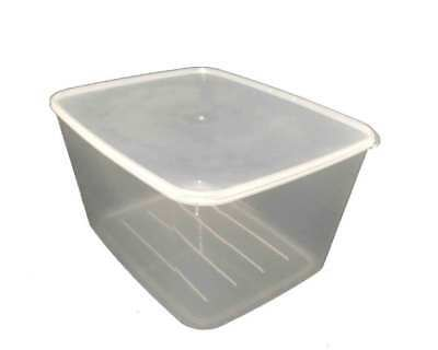12 X 12L Plastic Storage Tubs Container Strong Crate Bin Crates Box Boxes 12LT
