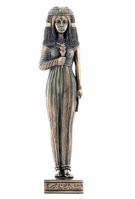 Egyptian Queen Nakhtmin Ancient Egypt Museum Replica Goddess Statue #WU75610A4