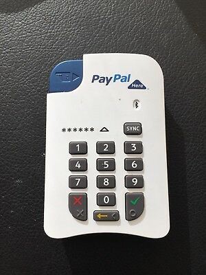 PayPal Here Chip & PIN Card Reader