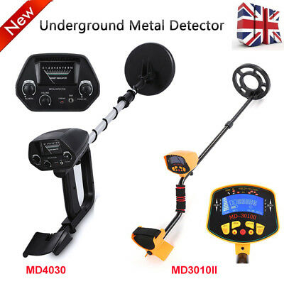 LCD Metal Detector Coils Treasure Hunter Gold Finder Deep Searcher Locator UK
