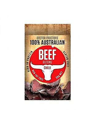 Dr Proctor Beef Chilli 30g x 12