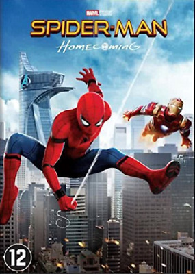 Spider-Man - Homecoming - Dutch Import  DVD NEUF