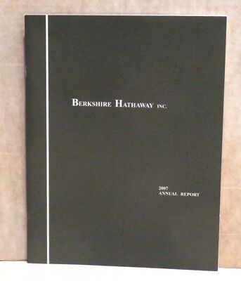 Berkshire Hathaway Inc. Annual Report - 2007