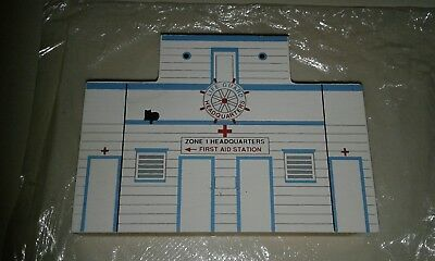 The Cat's Meow ~ Rare Lifeguard Headquarters ~ Ocean City, New Jersey ~ New